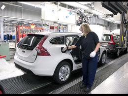 Volvo annonce 1000 suppressions d'emplois en 2013