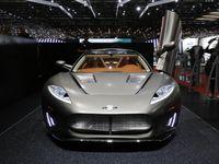 Spyker C8 Preliator: parée au décollage - En direct du salon de Genève 2016