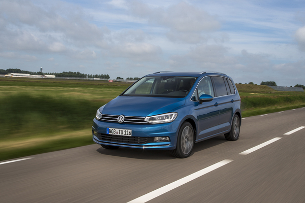 Photo Volkswagen Touran 3