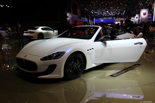 Photo Maserati Grancabrio