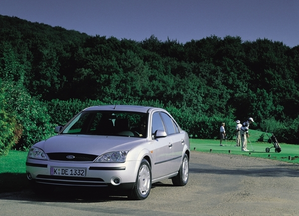 Photo Ford Mondeo 2