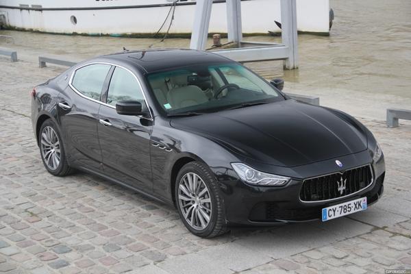 Photo Maserati Ghibli 3