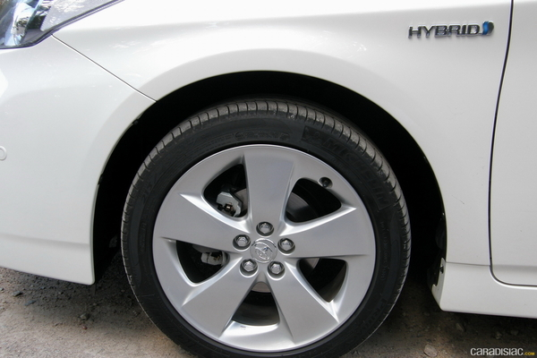 Photo Toyota Prius 2
