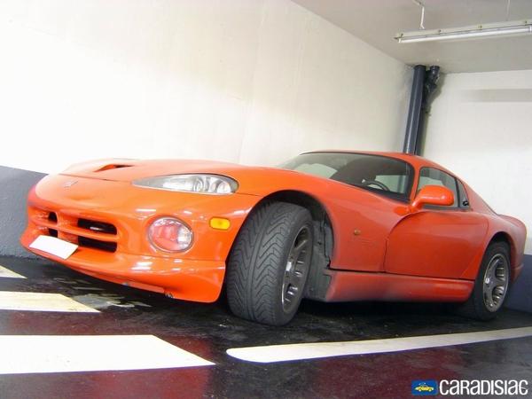 Photo Chrysler Viper Gts