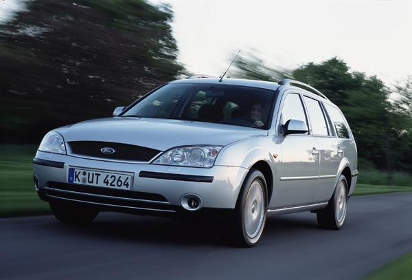 Photo Ford Mondeo 2 Sw