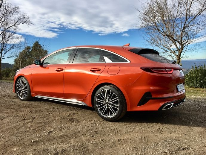 Photo Kia Proceed 3