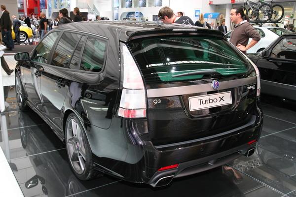 Photo Saab 9-3 Sport-hatch (3e Generation)