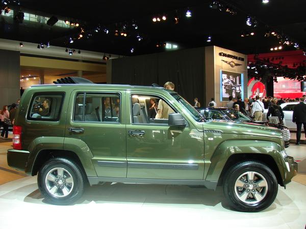 Photo Jeep Cherokee