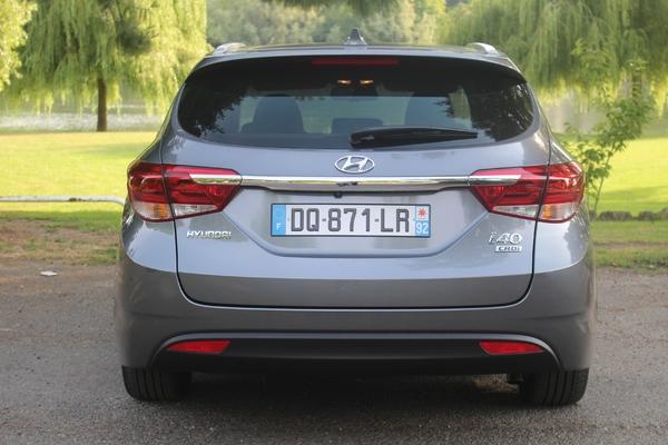 Photo Hyundai I40 Sw