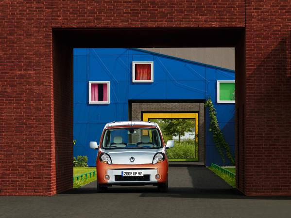 Photo Renault Kangoo 2