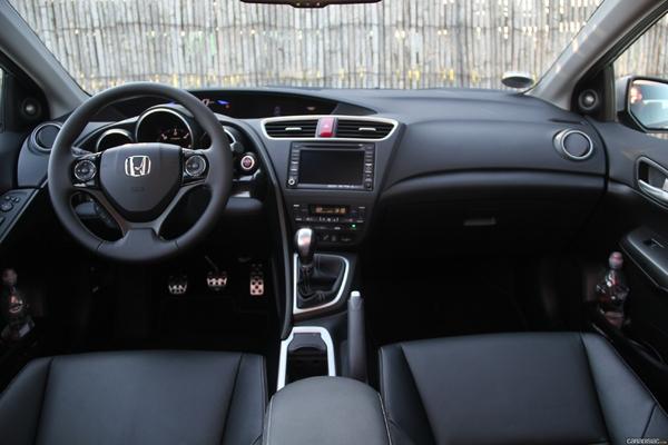 Photo Honda Civic 9 Tourer