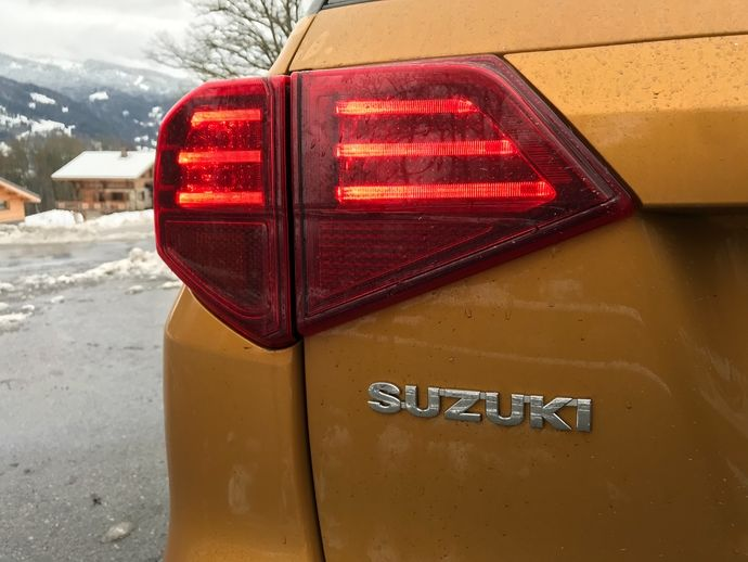 Photo Suzuki Vitara 4