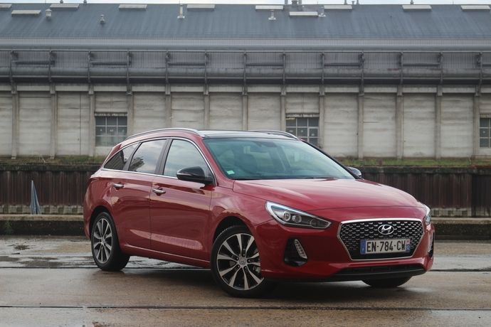 Photo Hyundai I30 (3e Generation) Sw