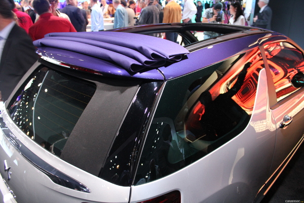 Photo Citroen Ds3 Cabrio