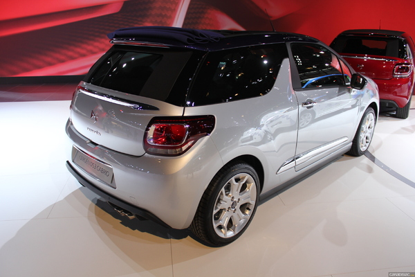 Photo Citroen Ds3 Cabrio
