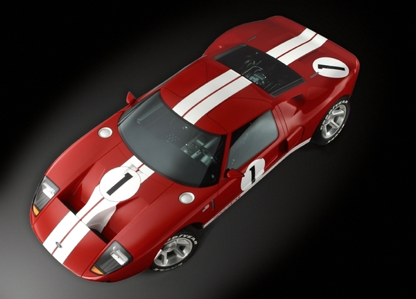 Photo Ford Gt 40