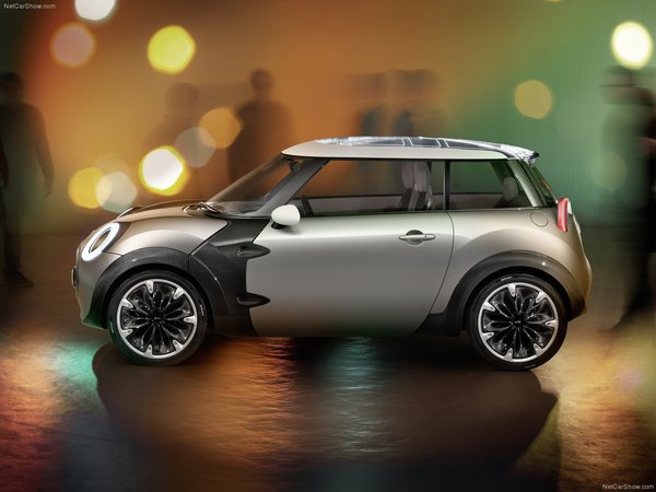 Photo Mini Rocketman Concept