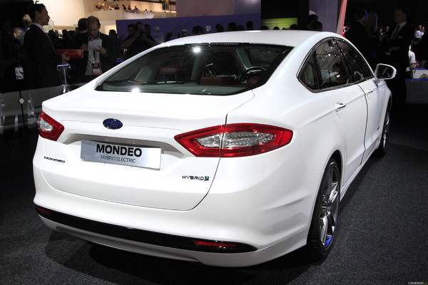 Photo Ford Mondeo 4