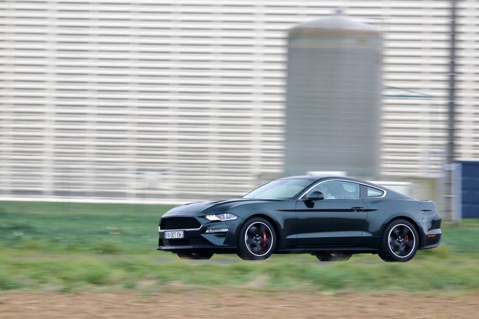 Photo Ford Mustang 6 Coupe