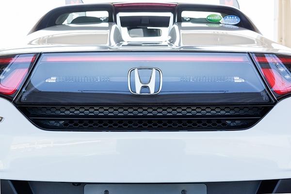 Photo Honda S660
