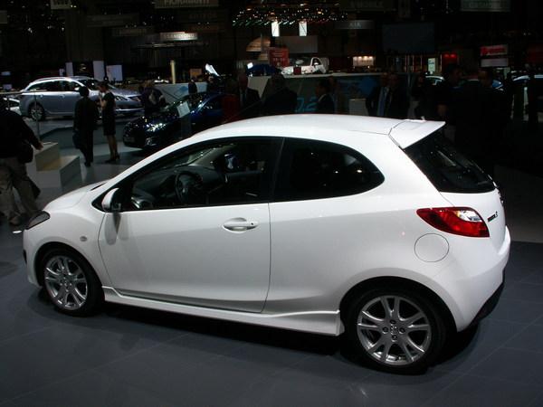 Photo Mazda 2 (2e Generation)