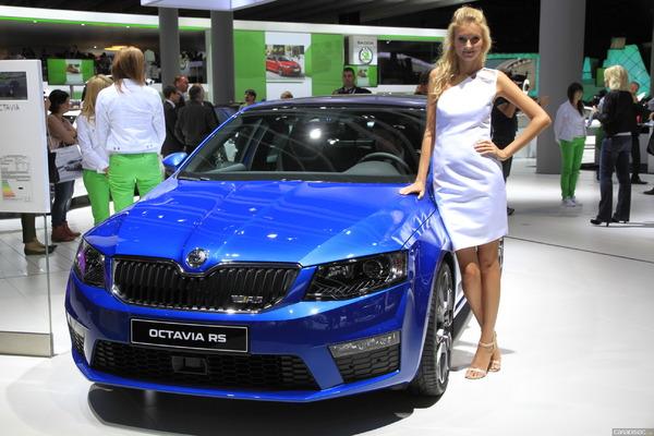 Photo Skoda Octavia 3 Rs