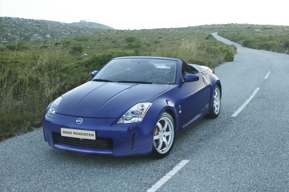 Photo Nissan 350z Roadster