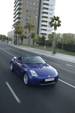 Photo Nissan 350z Roadster