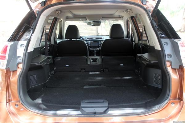 Photo Nissan X-trail 3