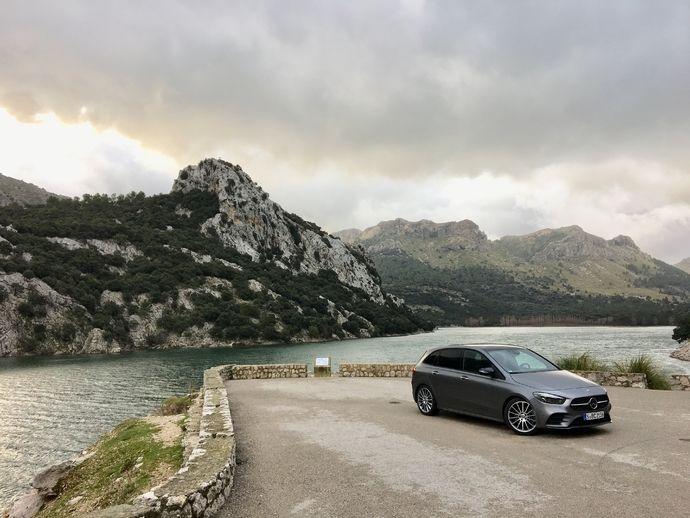 Photo Mercedes Classe B 3