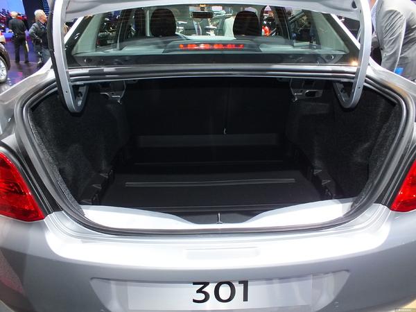 Photo Peugeot 301