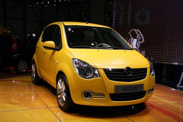 Photo Opel Agila 2