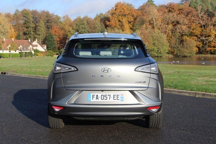 Photo Hyundai Nexo