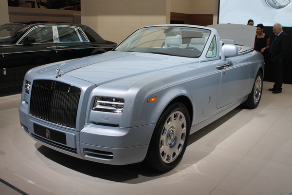 Photo Rolls Royce Ghost