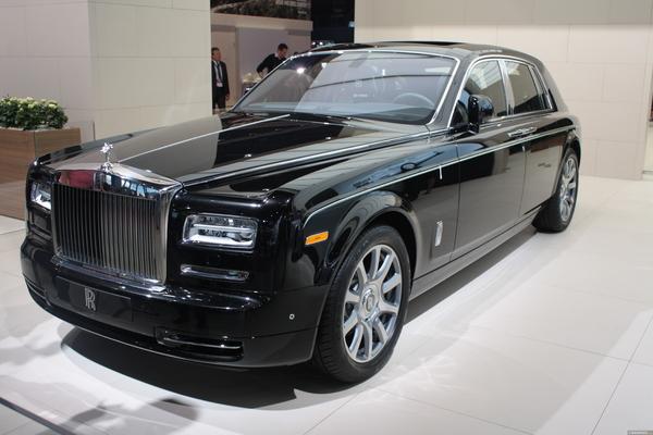 Photo Rolls Royce Phantom 7