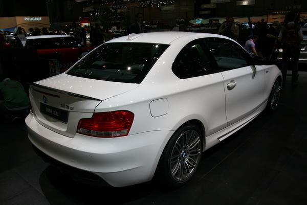 Photo Bmw Serie 1 E82 Coupe