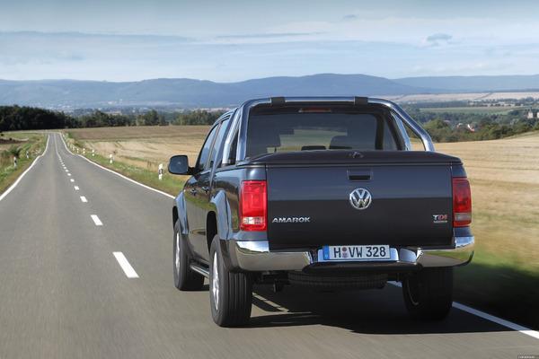 Photo Volkswagen Amarok