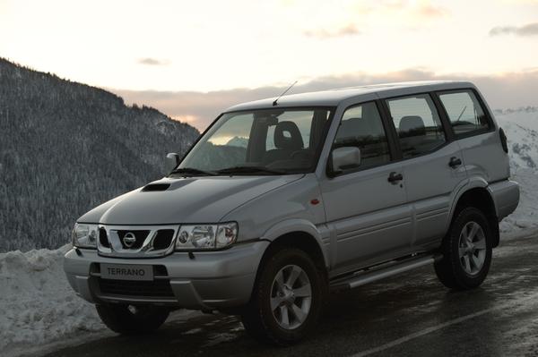 Photo Nissan Terrano 2