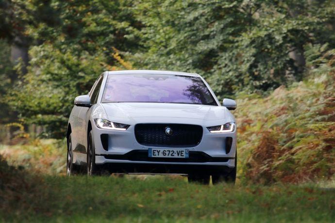 Photo Jaguar I-pace