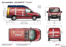 citroen jumpy 2 essais fiabilit avis photos vid os. Black Bedroom Furniture Sets. Home Design Ideas