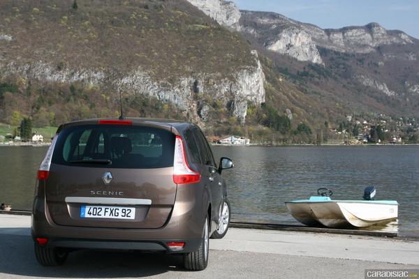Photo Renault Scenic 3