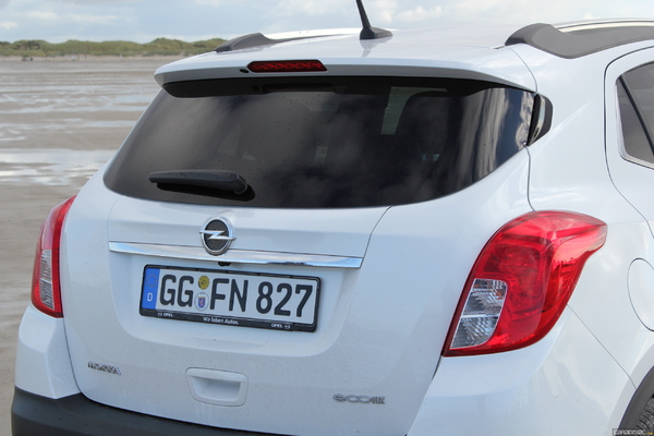Photo Opel Mokka