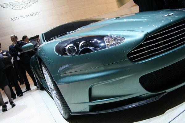 Photo Aston Martin Dbs Coupe