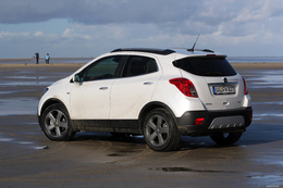 Jeep Desiel Opel Mokka : essais, fiabilité, avis, photos, vidéos