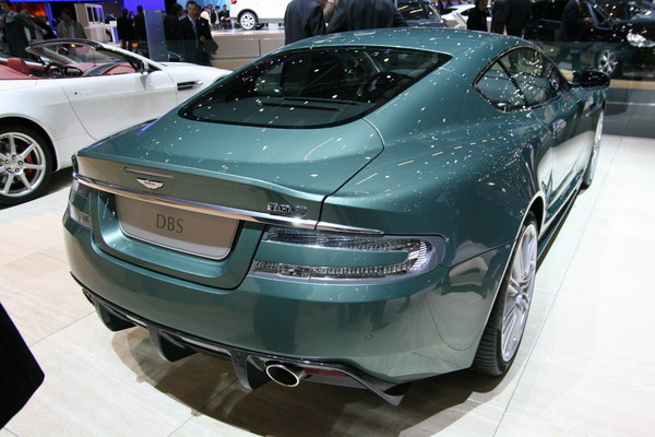 Photo Aston Martin Dbs Coupe