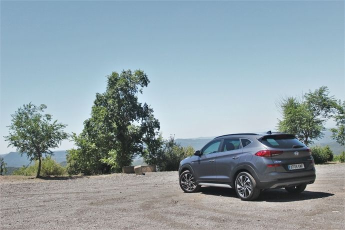 Photo Hyundai Tucson 3
