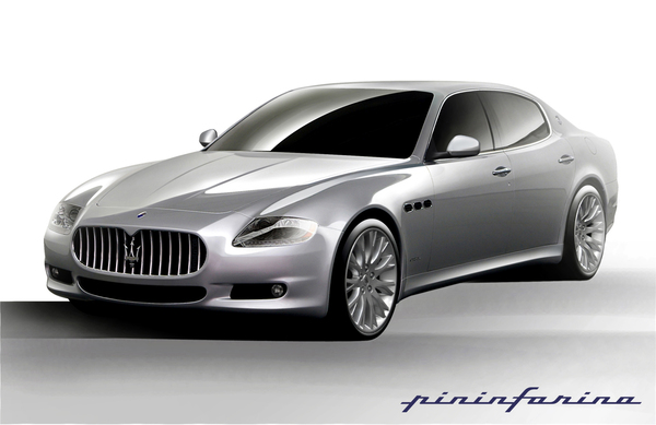 Photo Maserati Quattroporte 5