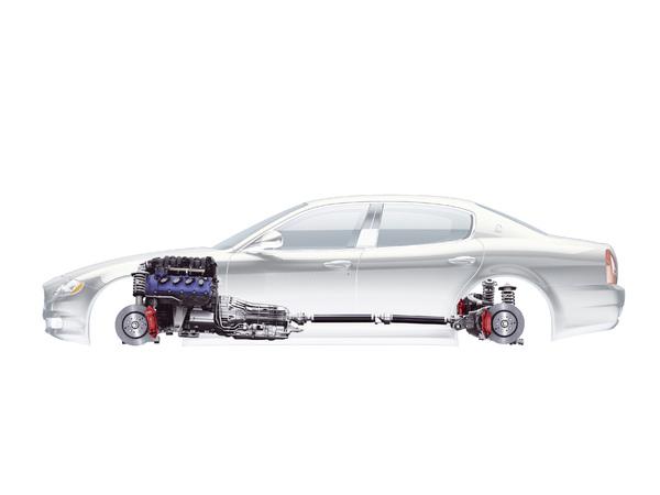 Photo Maserati Quattroporte 5