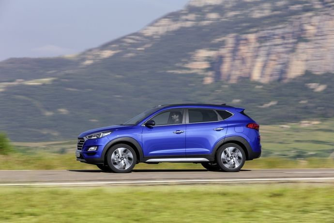 Photo Hyundai Tucson 3