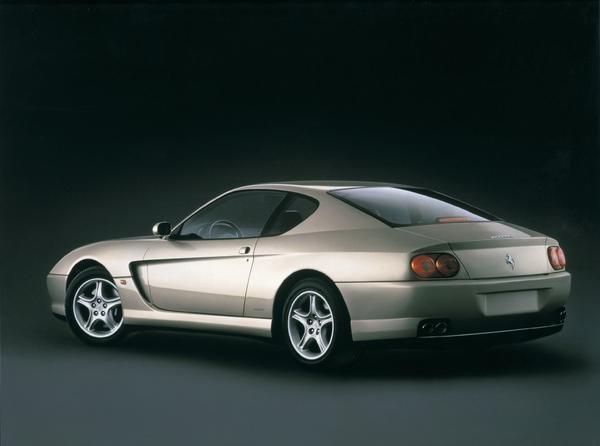 Photo Ferrari 456